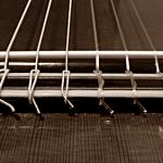 クラシックギター弦の交換のしかた
