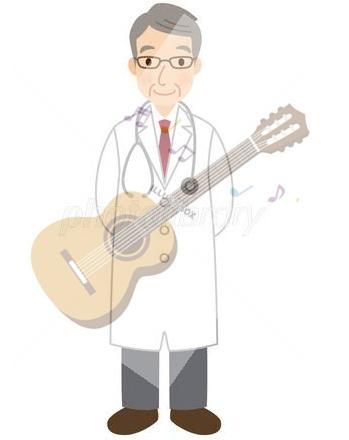 クラシックギターは命の恩人